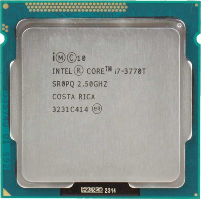 初期保障有 <セール&特集> 交換CPU 中古パーツ 激安価格と即納で通信販売 代引き不可 I7-3770t デスクトップPC用CPU INTEL 2.50GHz i7-3770t Core 中古 増設CPU インテル