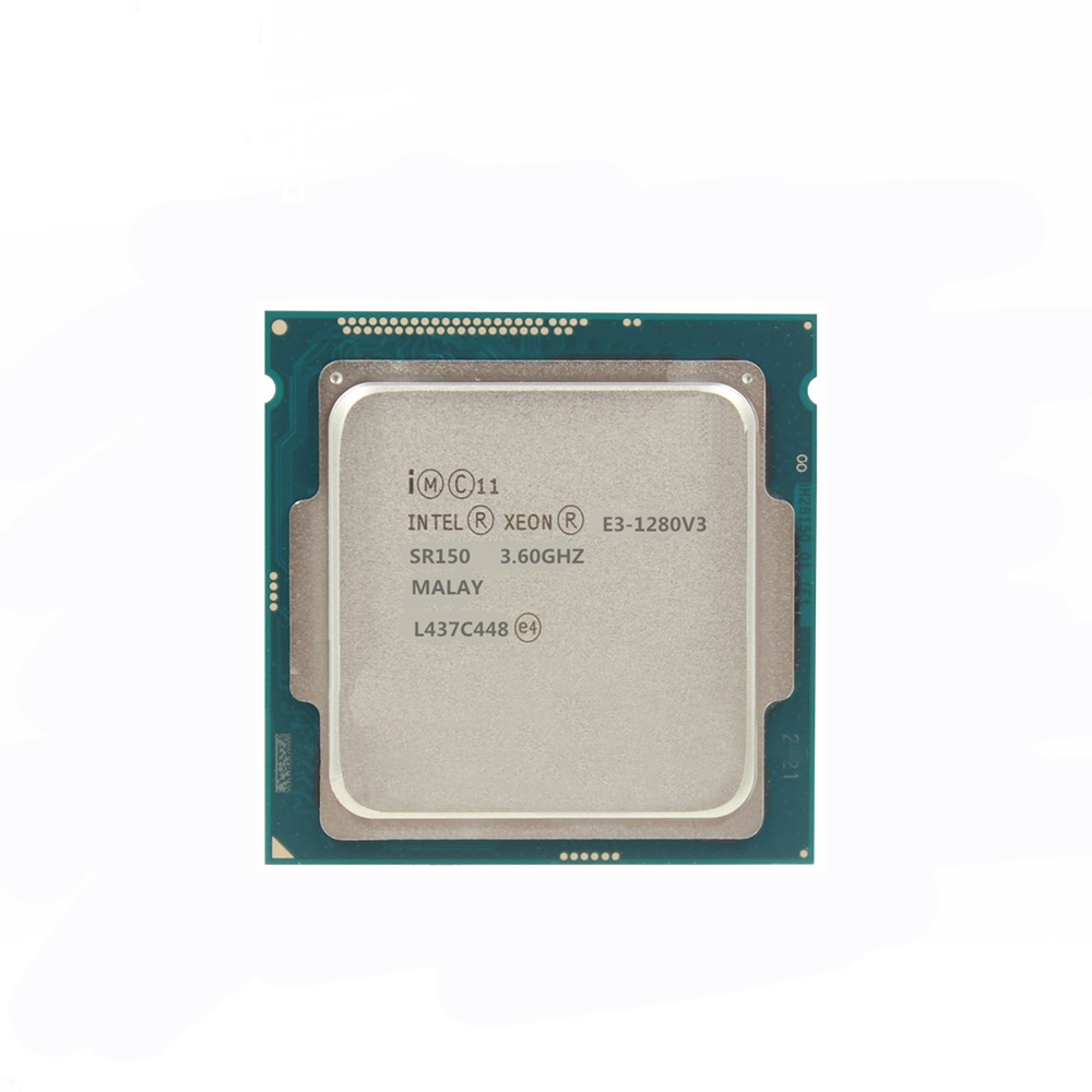 初期保障有 交換CPU 中古パーツ E3-1280v3 セール商品 正規品 安心初期付き デスクトップ用cpu 中古 結婚祝い 4コア 3.6GHz Xeon Intel 送料無料 CPU