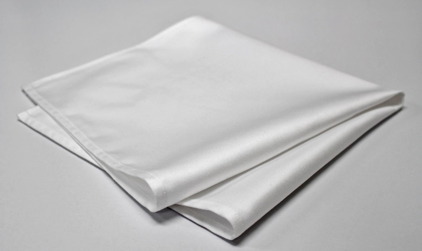プロ用 業務用 日本製 ナフキン 通常便なら送料無料 朱子無地 ホワイト 3枚 ワイン 定番 綿100% トーション ナプキン テーブル 51×51
