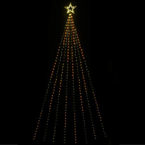 LEDナイアガラレイニーライトDX (ゴールドグラデーション) ★クリスマス イルミネーション