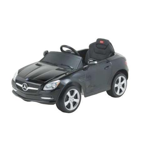 電動乗用玩具 メルセデスベンツSLK(ブラック) Mercedes-Benz SLK