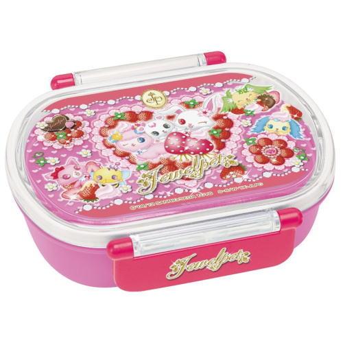 ジュエルペット 食洗機対応タイトランチボックス小判 再入荷 予約販売 完売 イチゴ