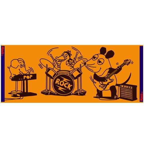 MAUS TM マウス 国内即発送 ジャガードタオル 定番の人気シリーズPOINT(ポイント)入荷 バンド