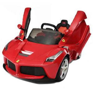 【楽ギフ_のし宛書】 電動乗用玩具 フェラーリ フェラーリ・ラ フェラーリ La La 電動乗用玩具 Ferrari, 球磨郡:f1ee7c65 --- konecti.dominiotemporario.com