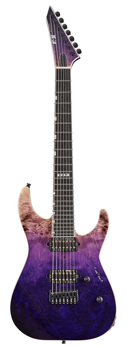 【ご予約受付】E-II M-II-7 NT HIPSHOT Purple Natural Fade