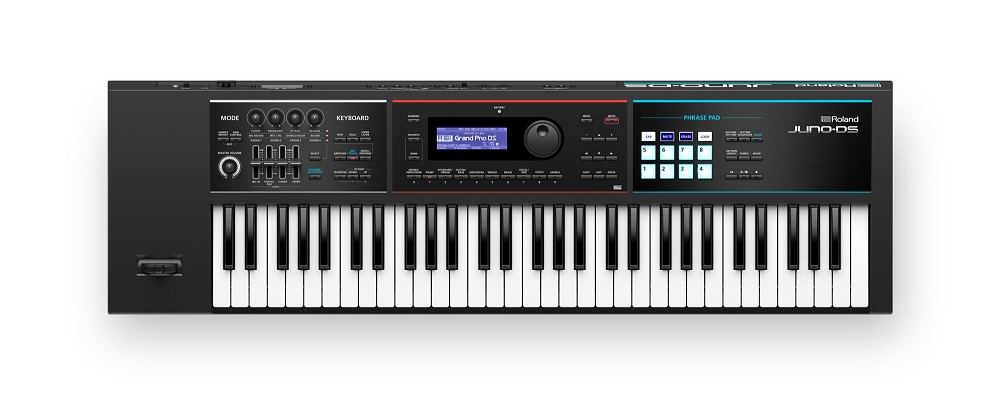 【お取り寄せ商品】】Roland/ JUNO-DS61 Synthesizer/ ブラック【期間限定特典:背負えるキャリングケースが付属 Synthesizer】, CS商会:3f8dff23 --- jpworks.be
