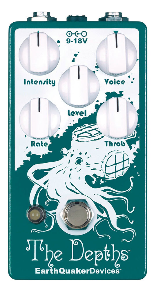 EarthQuaker Devices / The Depths Optical Vibe Machine