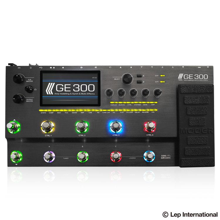 【お取り寄せ商品】Mooer GE300/ GE300, TRON:90a1bab1 --- ww.thecollagist.com
