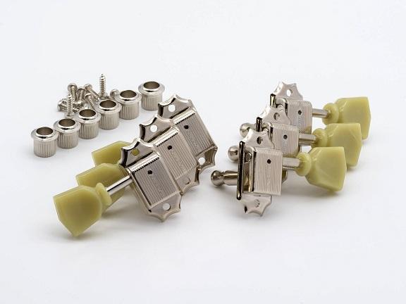 【ESP Parts】SD90-SL DLX NI3×3 クルーソンタイプ SET Nickel
