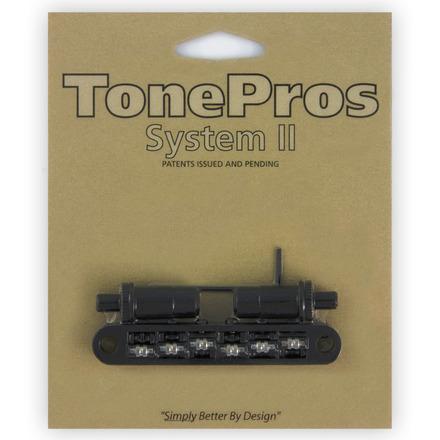 日本 TonePros TPFR-B ブラック ブリッジ トーンプロス 迅速な対応で商品をお届け致します