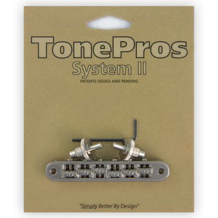 TonePros TP6R-N ニッケル 物品 ブリッジ トーンプロス 通販