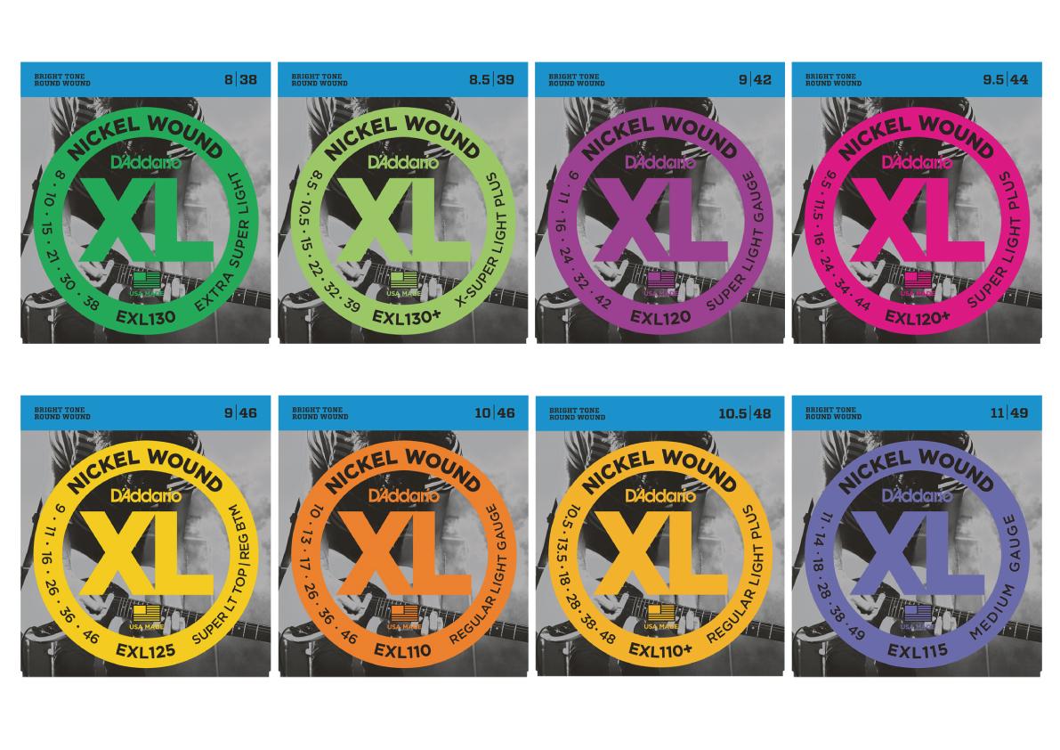 即納可能 D'Addario EXLシリーズエレキギター弦 贈与 XL NICKEL .008-.038 .0085-.039 .009-.042 .0095-.044 .009-.046 11 AM 《スーパーSALE 9 .010-.046 ポイント5倍 1:59まで》 2021 .011-.049 .0105-.048 送料無料カード決済可能