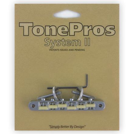 特価キャンペーン TonePros AVR2G-C クローム 通信販売 ブリッジ トーンプロス