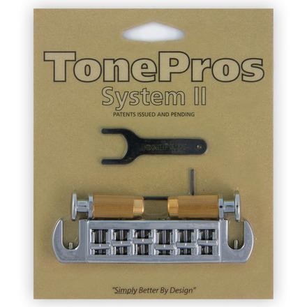 TonePros AVT2M-C 高級な クローム 直送商品