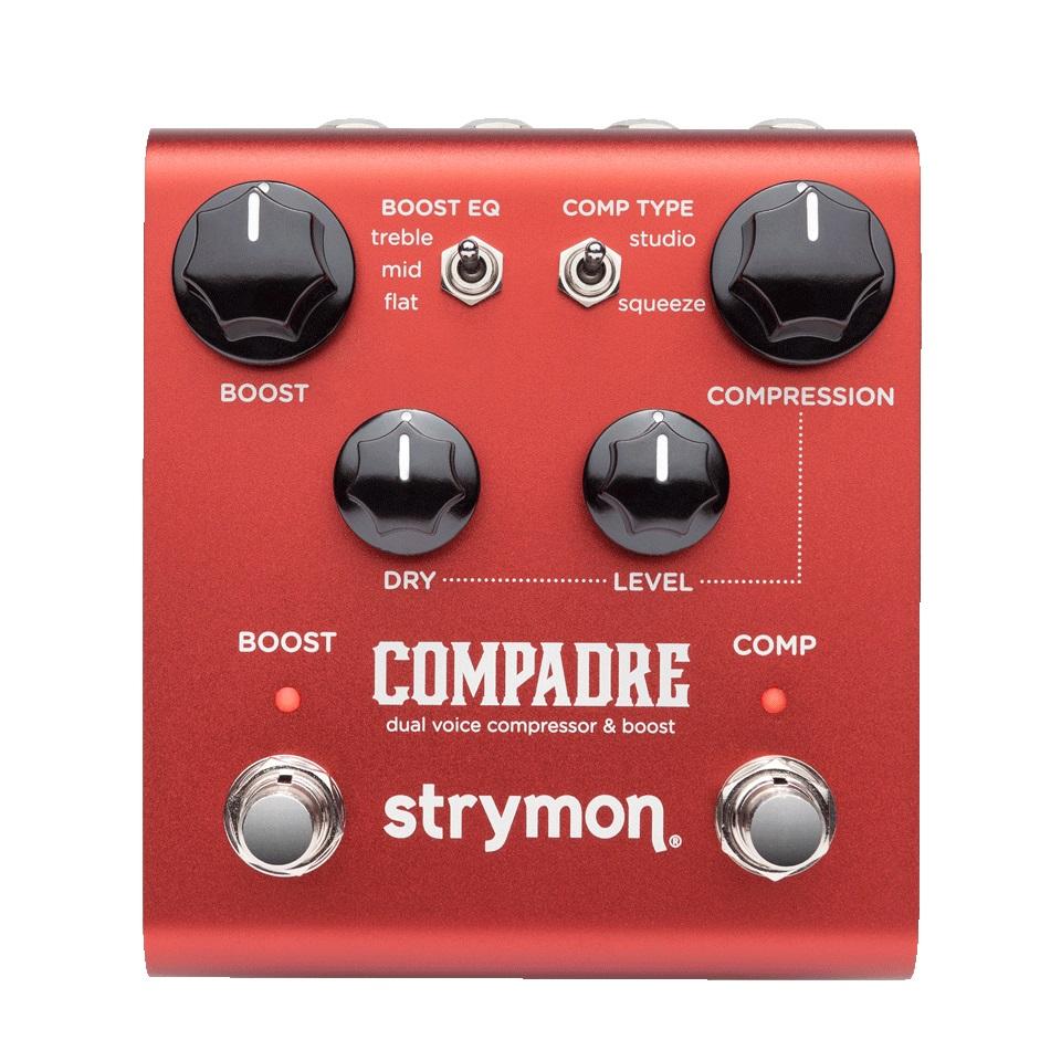 セール開催中最短即日発送 即納可能 Strymon COMPADRE 限定タイムセール