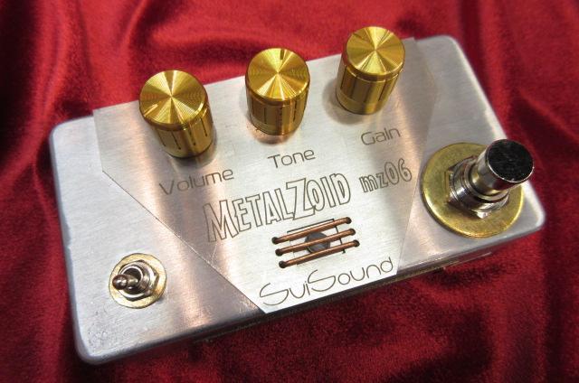 【即納可能】SviSound MetalZoid [mz06] -Distotion-【特別セール価格!!】
