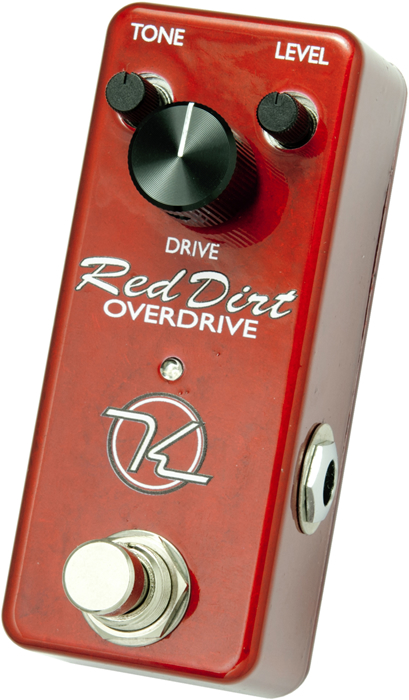 Keeley Electronics Red Dirt Mini