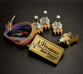 Providence Vitalizer Bass Preamp VP-B1-3(3Band EQ Preamp)