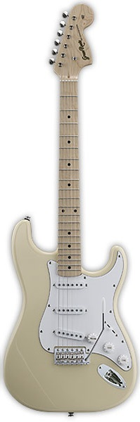 GrassRoots G-SE-58M/SC Vintage White