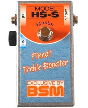 BSM HS-S Mastar / トレブル&ベースブースター