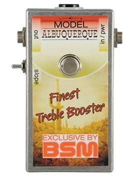 BSM Albuquerque / ハイゲイン・トレブルブースター