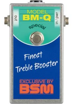 BSM BM-Q / トレブル・ブースター