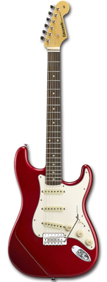 EDWARDS E-ST-125ALR / Candy Apple Red