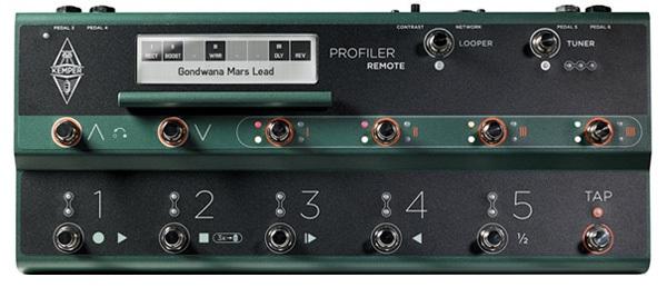 【即納可能】Kemper Profiler Remote
