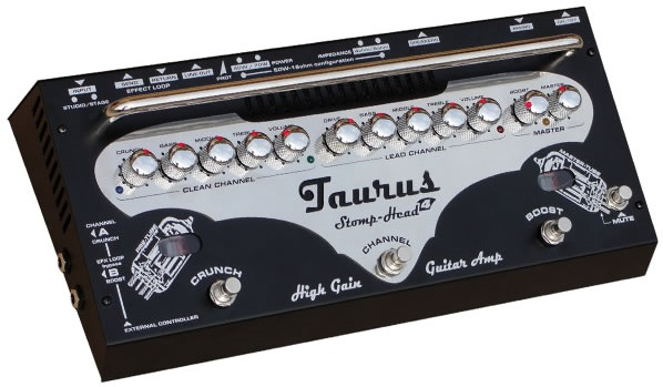 Taurus StompHead 4 High Gain