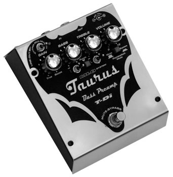 Taurus T-Di SL プリアンプ/DIボックス