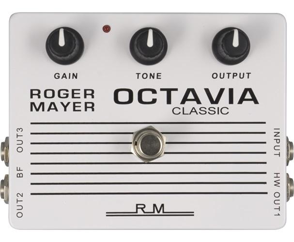 【お取り寄せ商品】Roger Mayer Octavia Classic
