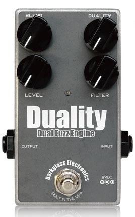 【即納可能】Darkglass Electronics / Duality Fuzz