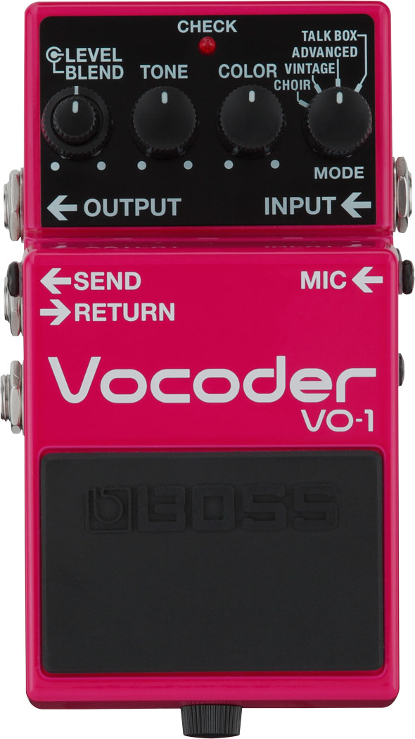 VO-1 / BOSS Vocoder