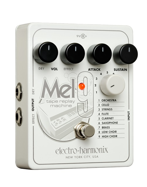 Electro-Harmonix MEL9/Tape Replay Machine