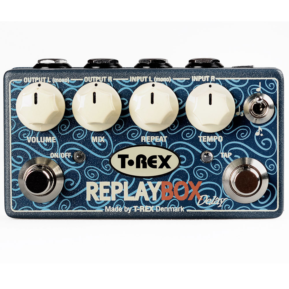 T-REX REPLAY BOX -リプレイボックス-