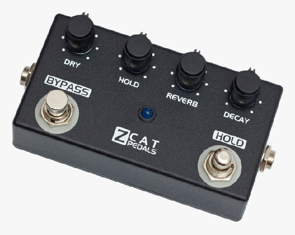 ZCAT Pedals / Hold-Reverb