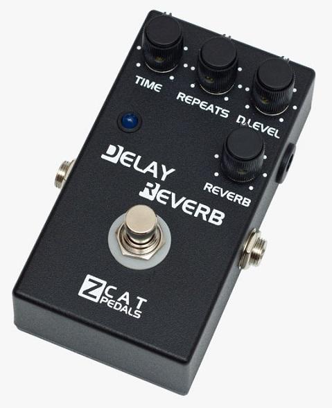 ZCAT Pedals / Delay-Reverb
