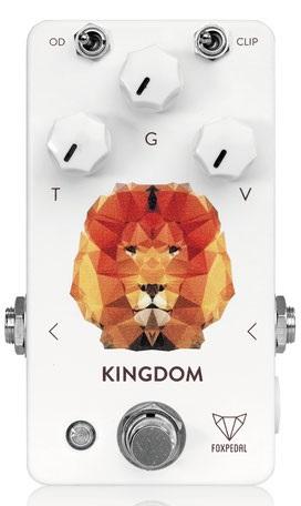 Foxpedal / Kingdom [フォックスペダル / キングダム]