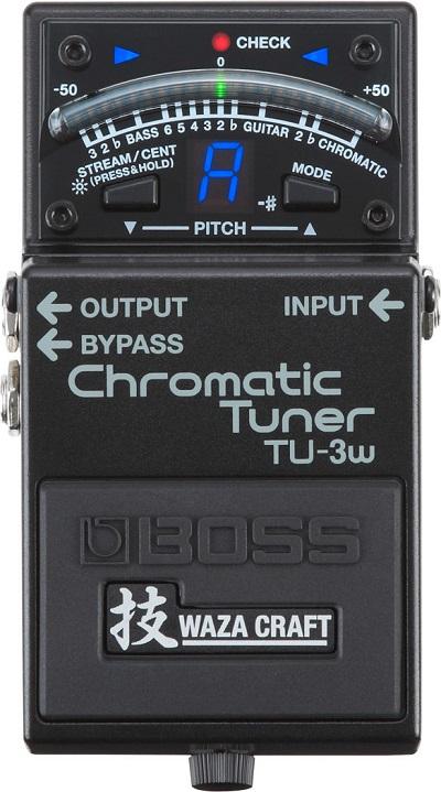 BOSS / TU-3W Chromatic Tuner