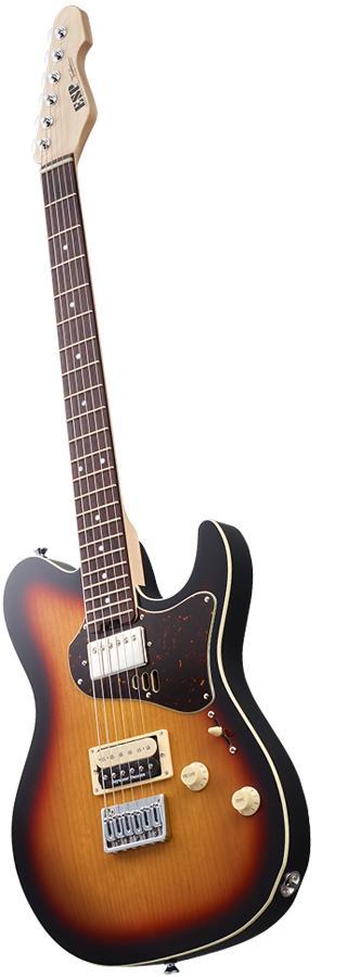 ESP THROBBER-STD / 3 Tone Sunburst