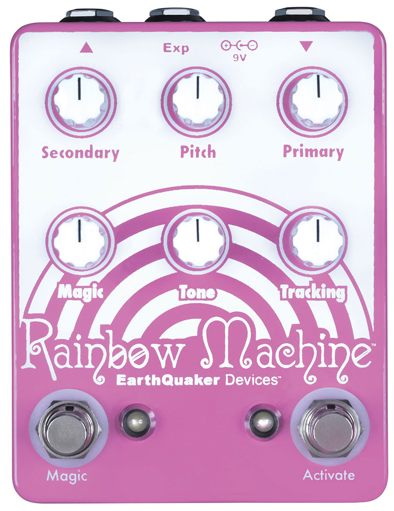 EarthQuaker Devices / Rainbow Machine Polyphonic Pitch Shifter