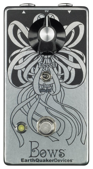 EarthQuaker Devices / Bows Germanium Preamp