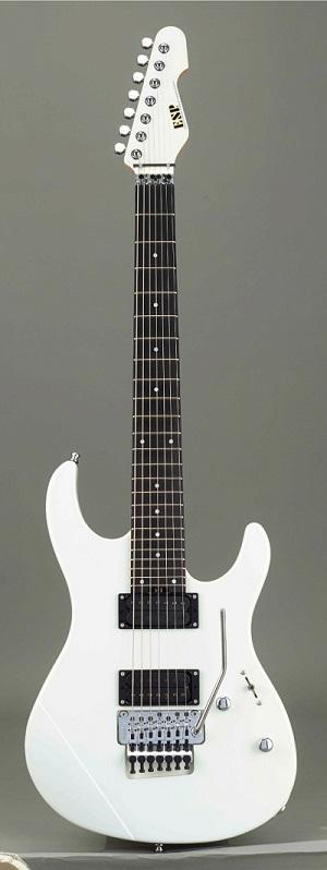 【受注生産】ESP M-SEVEN / Pearl White Gold