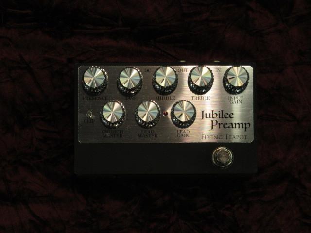 【即納可能】FlyingTeapot / Jubilee Preamp