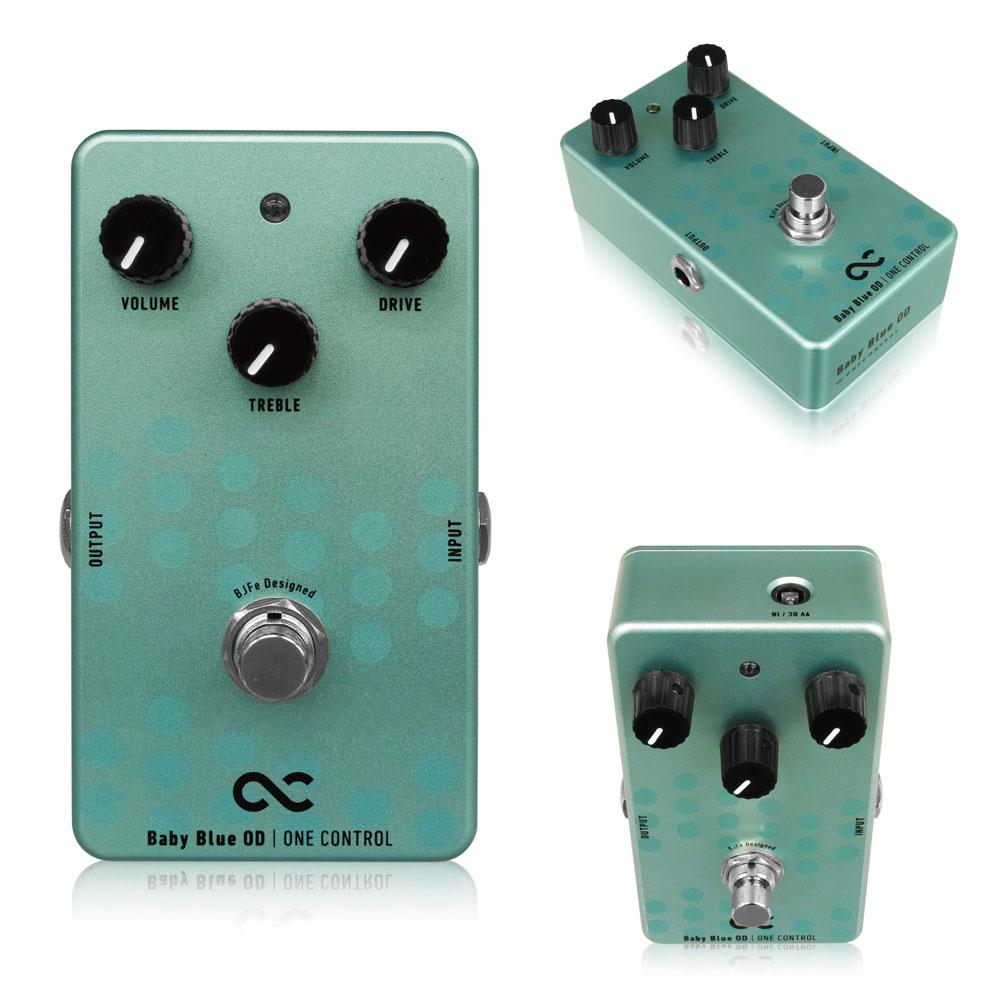 【2/23発売予定】One Control / BJFe Series Baby Blue OD