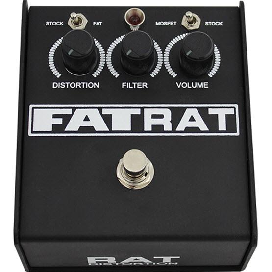 【即納可能】Pro Co FAT RAT[エフェクター]