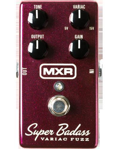 【即納可能】MXR M236 Super Badass Variac Fuzz