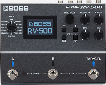 【即納可能】BOSS RV-500 / Reverb