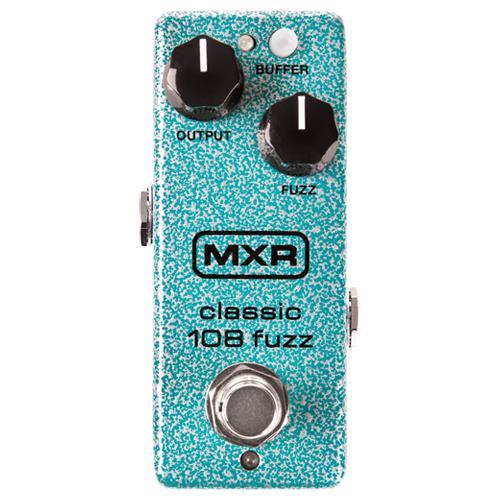 【即納可能】MXR M296 CLASSIC 108 FUZZ (MINI)