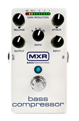 【即納可能】MXR M87 Bass Compressor